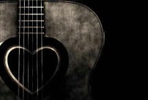 Musical Equipment I Love / Guitars! Saxes! Cool designs! / by Clara Bellino