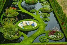 zahradna architektúra / inspiracie do zahrady