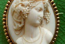 Jewelry - Cameo / by Jane Howard