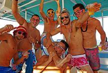 Une journée à Ibiza