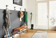 entryway / by Stacy Hart (hart+sew)