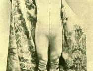 old timey underwear