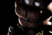 FNAF FR3DDy!!!!/F0Xy!!!! / I couldn't decide which one I liked the best, so I took both!