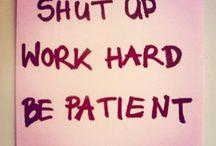 Health motivation & inspiration