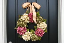 Spring has Sprung / Check out these wonderful ways to decorate this spring!