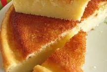 Caçarola e Cheesecake