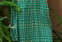 vestidos com padrao