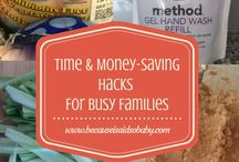 Finances / Tips and tricks to get the most out of your time and money.