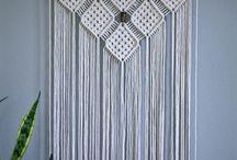 cortinas tejidas