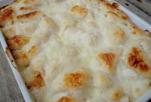 Lasagna and Casseroles