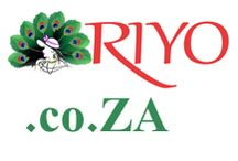 Riyo.Co.ZA / Riyo.Co.ZA / by Riyo.In
