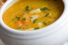 recetas sopa