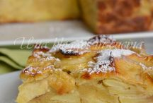 Apple pies & cakes