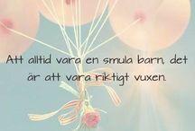 Quotes in Swedish