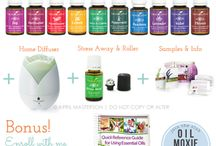 Young Living Oils member #2076203 / by Cindy Wertman