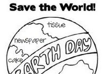 Earth Day Activties