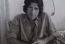 Leonard Cohen forewer.
