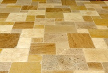 """""""Reclaimed"""" Stone Finishes / Natural stone artistically finished"""