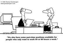Job Search Comedy
