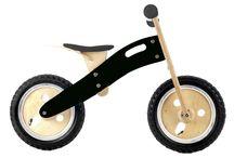 Houten loopfiets | Wooden balance bikes
