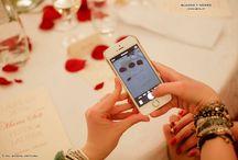Concept grafici per wedding&events / Menù e concept grafici realizzati per matrimoni ed eventi firmati Serena Obert e Stefania Poletti Wedding planner