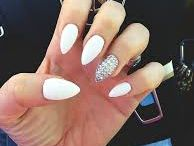 nails / Stiletto nails rihanna nails nail art
