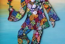 Art: Paper-Quilled / by Holly Roth
