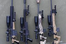 Snipers Rifles