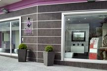 Showroom / Idea Ceramiche a 20 minuti da Napoli e a 5 minuti da Aversa esposizione di pavimenti e rivestimenti in legno, cotto, marmo, arredo bagno, docce, vasche idromassaggio, rubinetterie, parquet, mosaici.