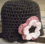 Crochet-hats/beanies / by Christy Reynolds