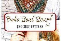 Crochet/shawls