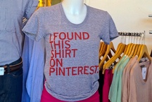 T-Shirts / by Stacey Miller