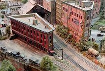 model railroad inspiration