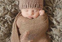 Baby fotograf ideer