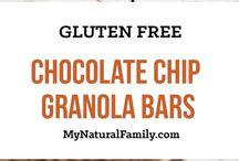 Gluten Free Granola & Recipe Ideas