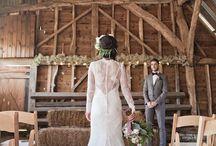 Decoração de casamento: Rústico é o novo chique