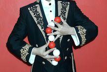 Foto 2017 magician Vitalio / Stage magic show