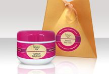 Heliator Natural Beeswax Creams / Made of certified raw materials, Heliator cosmetics strive to familiarize people with traditional cosmetology. Olive oil, beeswax, propolis, sage, chamomile, sea buckthorn, St John's wort and herbs in general constitute the raw materials of all Heliator products.