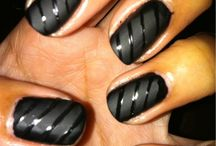 nails / by Chrissen Bentley-Meade