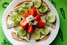 Food Blueprint: Snack happy! / Healthy snacks for mid-morning, late afternoon and before bed