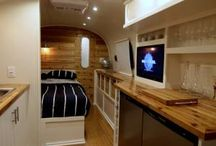van life caravan