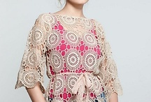 Crocheted tops / by Rupa Lavingia