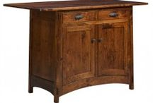 Kitchen Furniture / Islands, kitchen cabinets, tables, chairs, accessories and more for your kitchen!