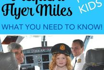 Air Travel / Reviews and tips on maximizing airline points, flying with children, and general airport / flight information.