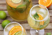 Drinks, Cocktails and Beverages