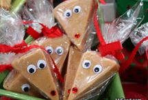 Christmas Food & Drink Idea's / Christmas snacks, drinks, food gift ideas and more