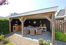 Overkappingen, veranda's &  tuinhuisjes