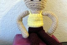 Sponsor A Doll Program / it costs $20 to sponsor a doll for a child or adult going through chemotherapy or radiation therapy. Please consider sponsoring a crocheted companion doll.