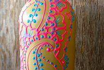 ceramic puffy paints