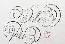 Typeogaphy style